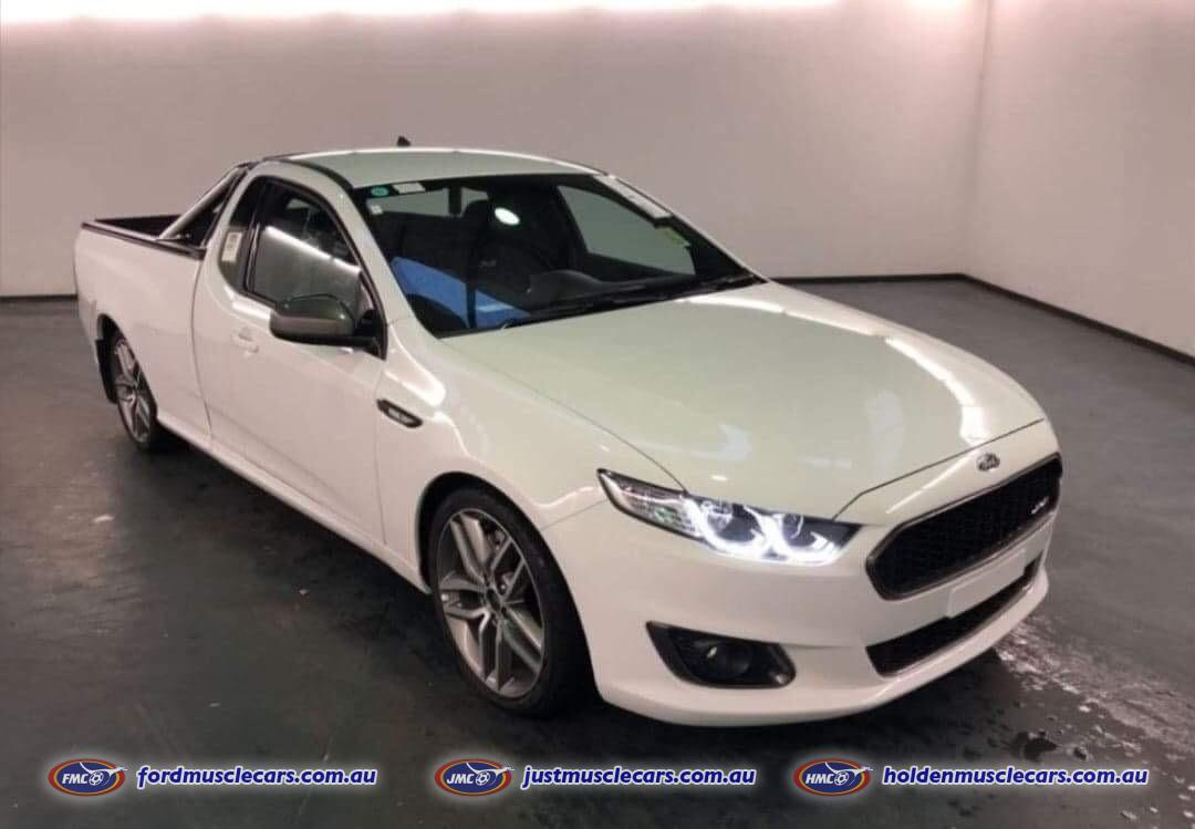 2016 Ford falcon XR6 turbo ute