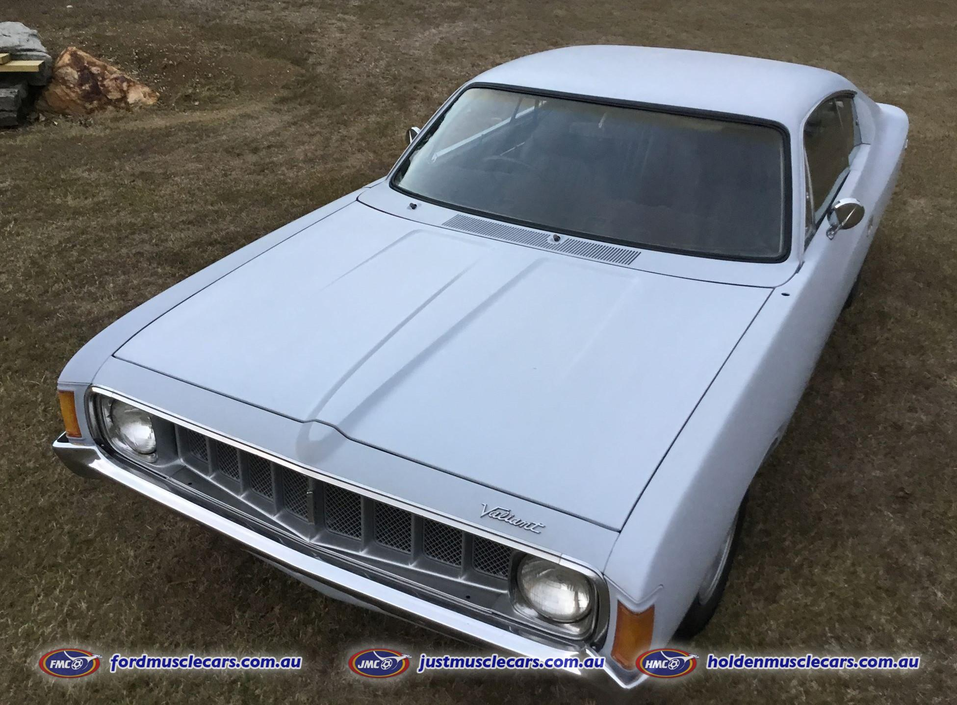 VALIANT CHARGER 1973 VJ 770