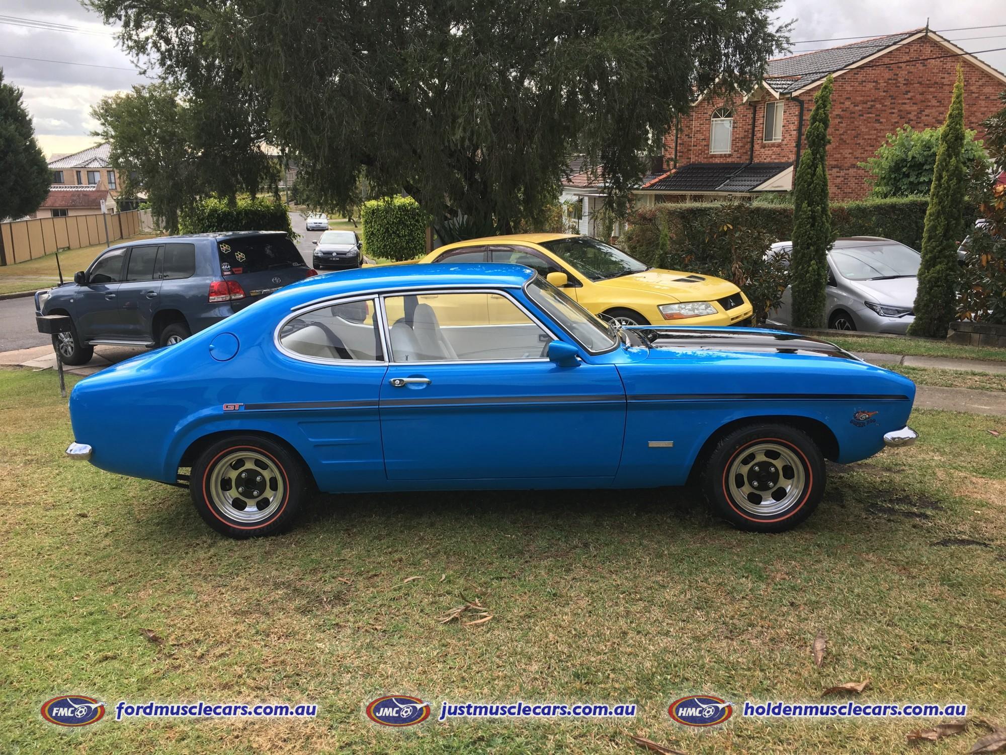 FORD CAPRI GT 1972 MK1 V6 3 0L