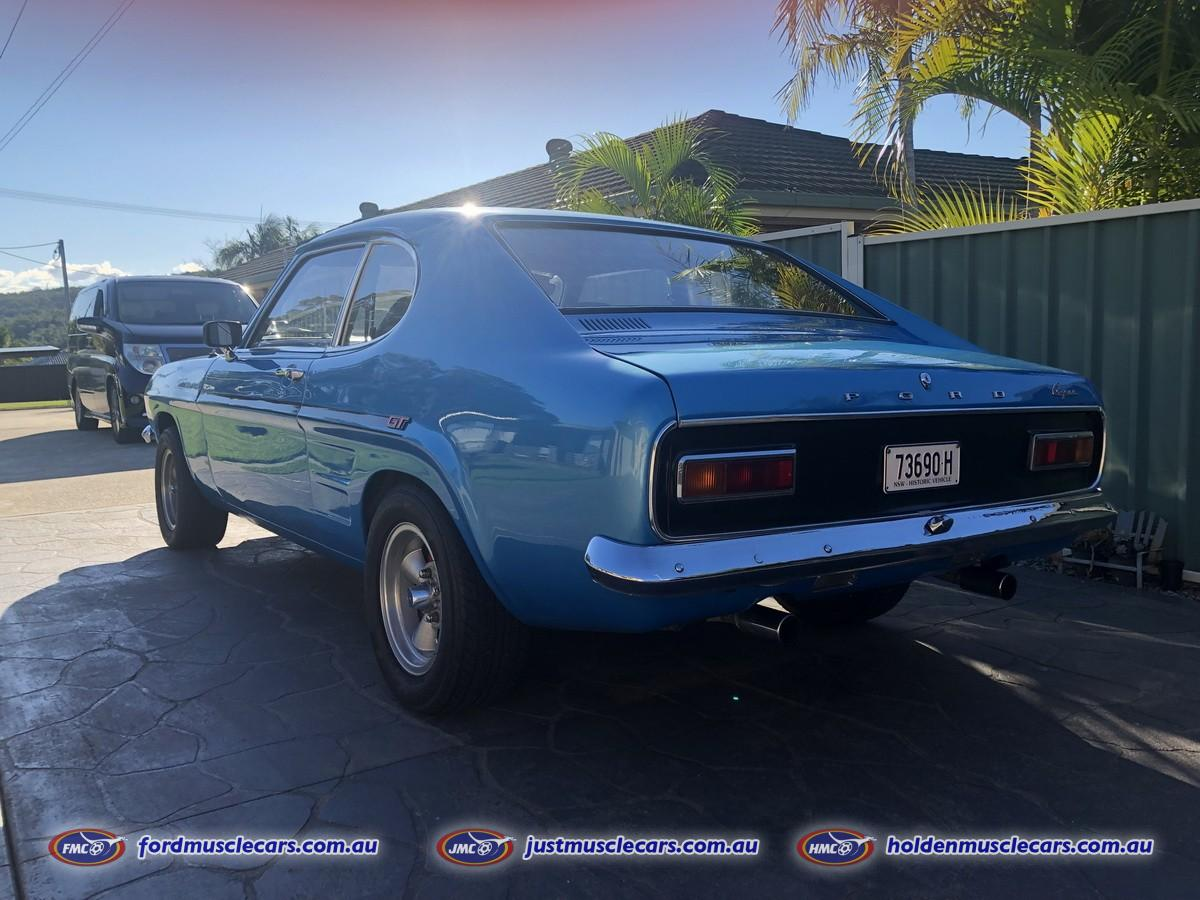1970 Ford Capri GT 3000 V6